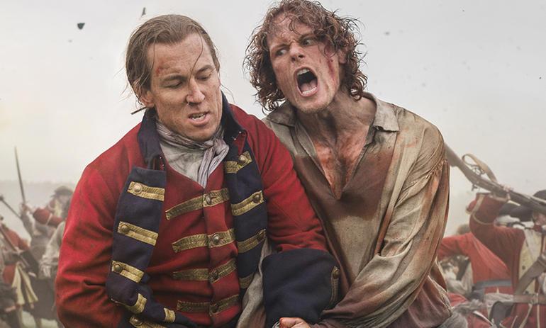 Outlander: Jamie e Claire estão separados no começo da 3ª temporada 1