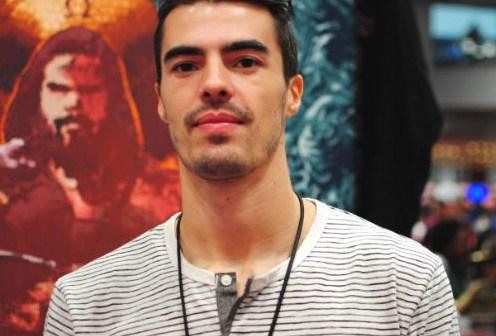 Paul Azaceta, desenhista de Outcast, confirma presença na CCXP 2017 1