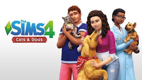 The Sims 4 ganha pacote de expansão 'Cães e Gatos' 1