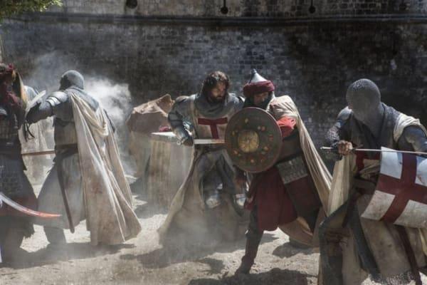 Knightfall: Veja o primeiro trailer da nova série do History Channel 1
