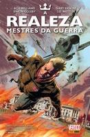 A Realeza- Mestres da Guerra Book Cover