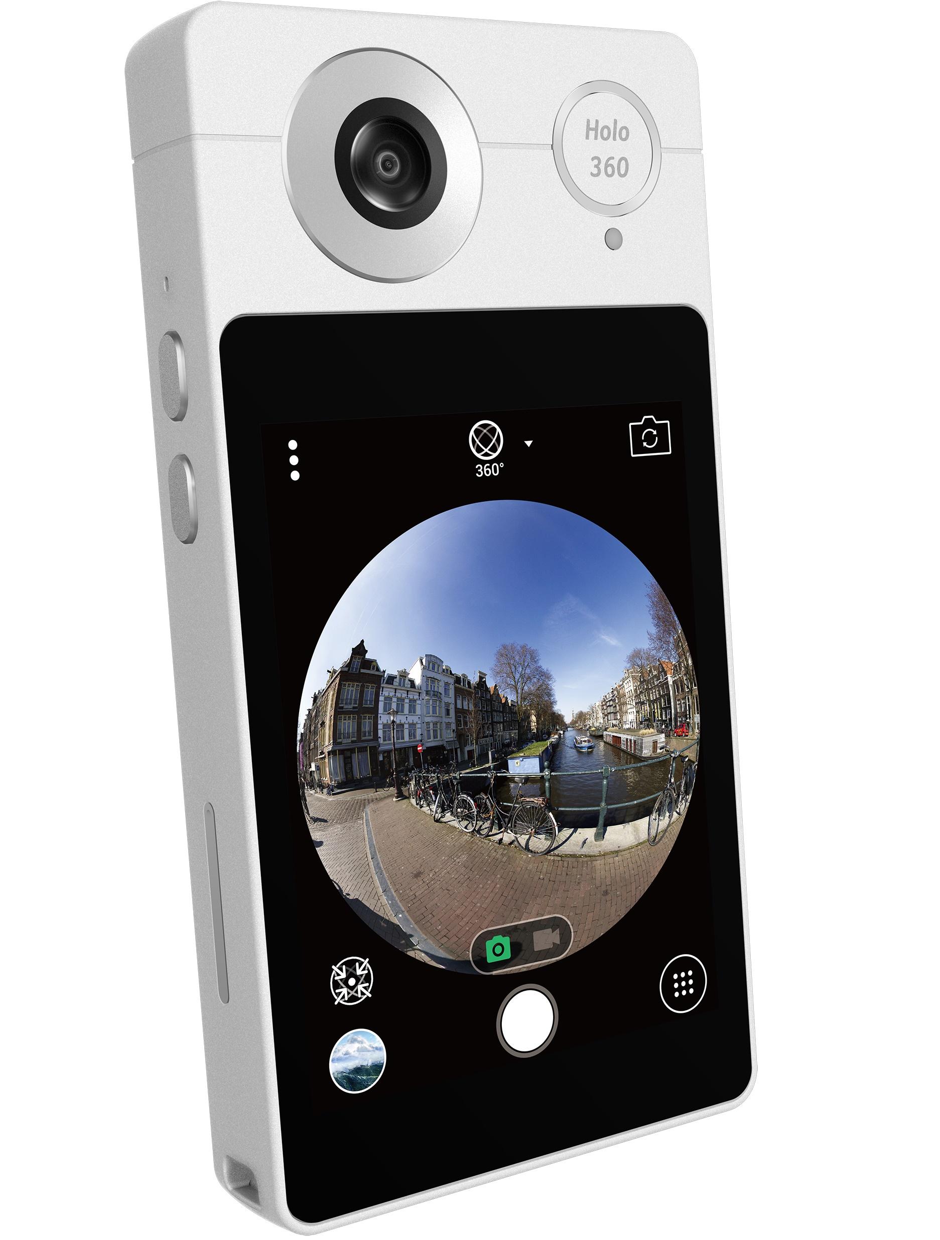 Acer apresenta duas novas câmeras de 360 graus conectadas 2