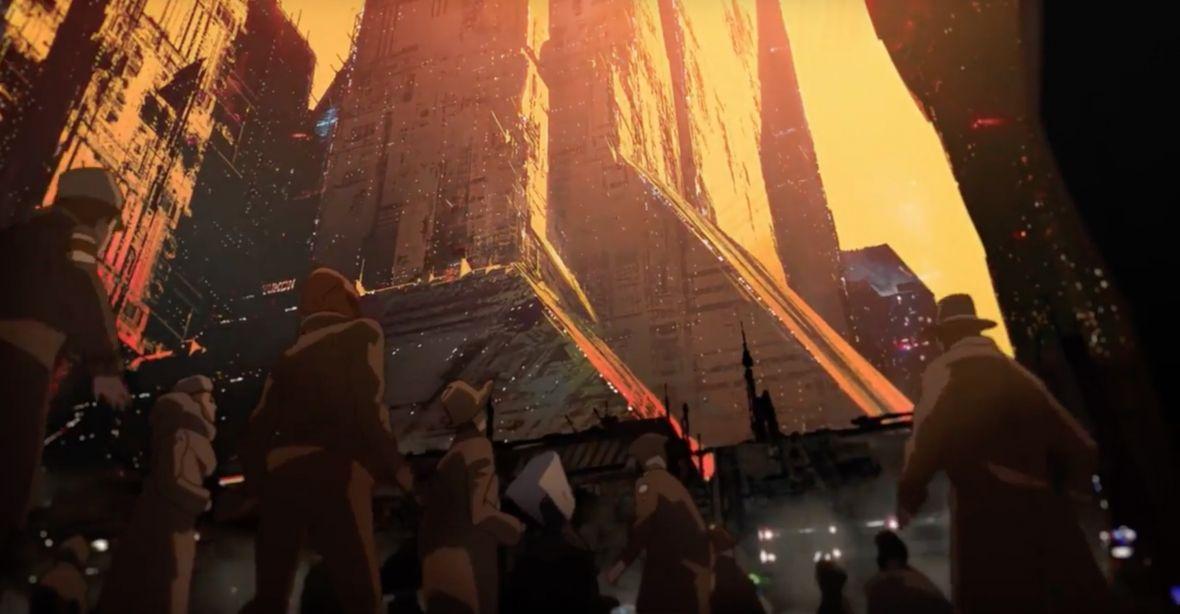 Crítica: Blade Runner 2022 1