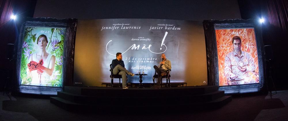 """""""Não é um terror ou um trihller, mas algo que vai ferrar sua mente"""", diz Darren Aronofsky sobre seu filme 'Mãe!' 1"""