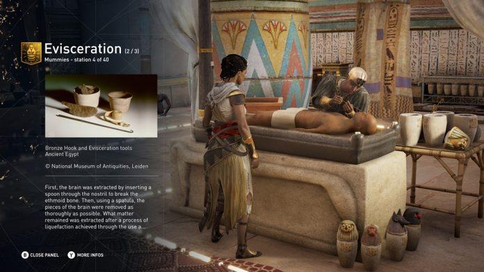 Assassin's Creed: Origins terá modo de exploração do Antigo Egito 1