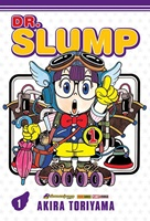 Dr. Slump vol 1 Book Cover