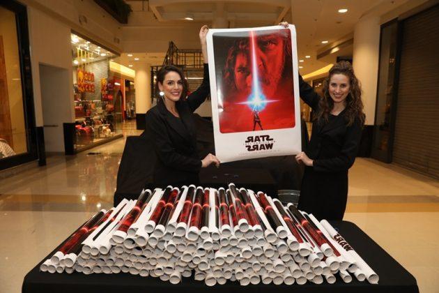 """Force Friday II: Evento apresenta atividades especiais e os novos produtos de """"Star Wars: O Últimos Jedi"""" 12"""