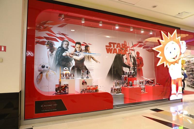"""Force Friday II: Evento apresenta atividades especiais e os novos produtos de """"Star Wars: O Últimos Jedi"""" 13"""