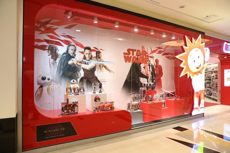 """Force Friday II: Evento apresenta atividades especiais e os novos produtos de """"Star Wars: O Últimos Jedi"""" 14"""