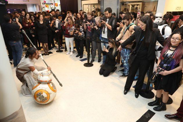 """Force Friday II: Evento apresenta atividades especiais e os novos produtos de """"Star Wars: O Últimos Jedi"""" 2"""