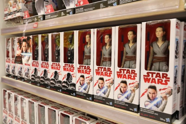 """Force Friday II: Evento apresenta atividades especiais e os novos produtos de """"Star Wars: O Últimos Jedi"""" 6"""