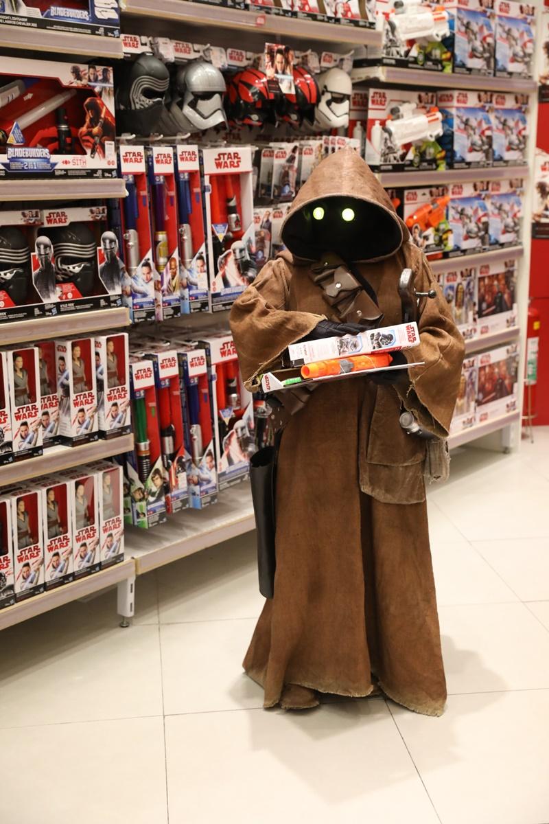 """Force Friday II: Evento apresenta atividades especiais e os novos produtos de """"Star Wars: O Últimos Jedi"""" 7"""