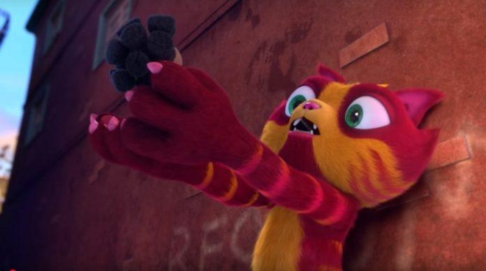 Lino passa por apuros nas ruas em nova cena da animação 1