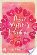 Os 12 signos de Valentina Book Cover