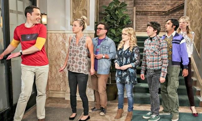 Nova temporada de 'The Big Bang Theory' estreia em outubro na Warner 1
