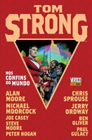 Tom Strong- Nos Confins do Mundo Book Cover