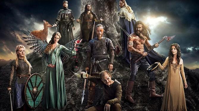 History renova Vikings para a 6ª temporada 1