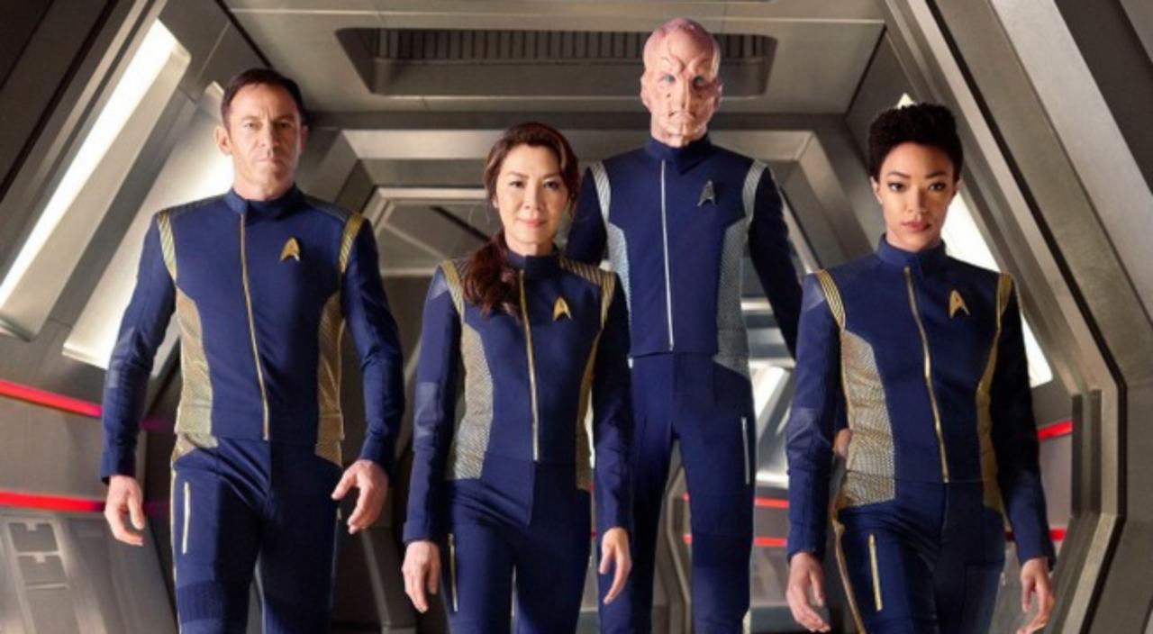 Primeiras Impressões: Star Trek Discovey 1