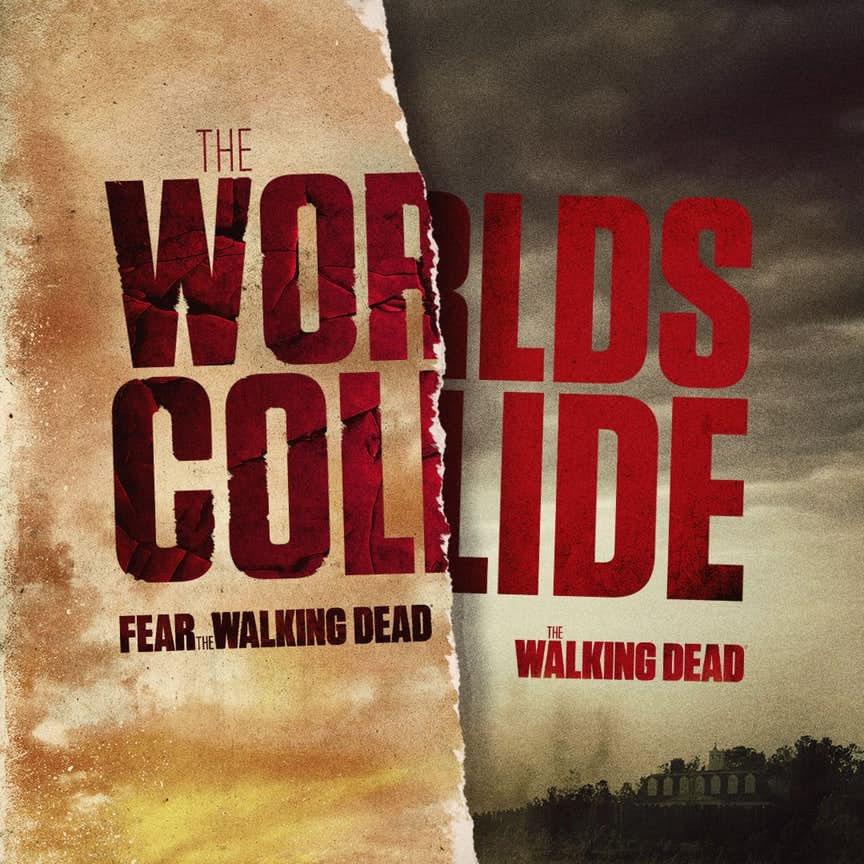 Robert Kirkman anuncia crossover entre 'The Walking Dead' e 'Fear The Walking Dead' 1