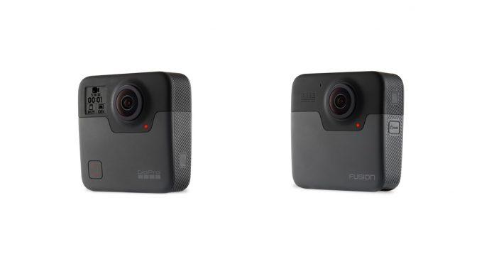 GoPro anuncia 'Fusion', sua nova câmera 5.2K à prova d'água 2