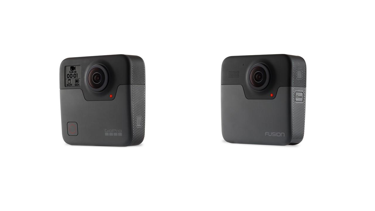 GoPro anuncia 'Fusion', sua nova câmera 5.2K à prova d'água 1