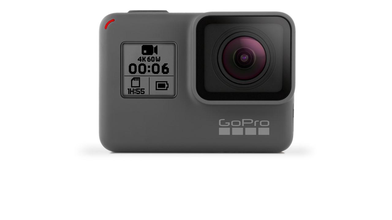 GOPRO HERO6 investe em simplicidade e estabilidade de imagem 1