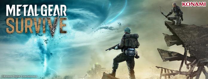 Konami divulga data de lançamento de Metal Gear Survive 1