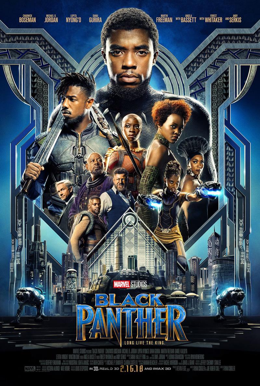Pantera Negra: Veja o novo trailer legendado do filme 1