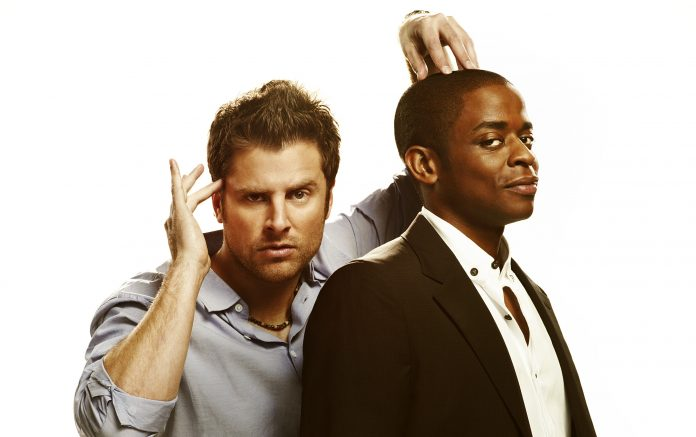 Psych-The Movie: Divulgada a data de estreia do filme derivado da série Psych 1