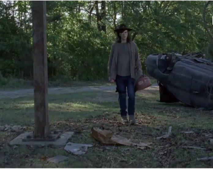 The Walking Dead: Prévia da 8ª Temporada faz referência ao inicio da série 1