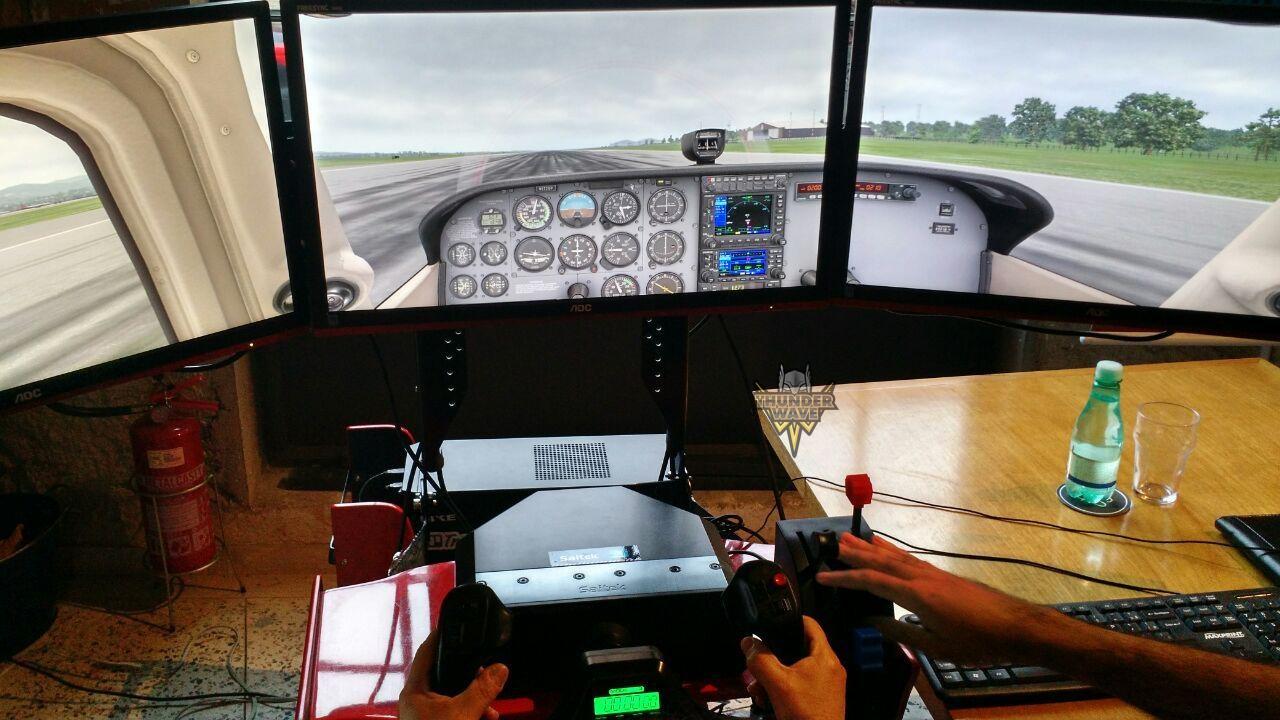 Boxware lança o seu novo simulador, XPlane 11, em evento especial em São Paulo 1