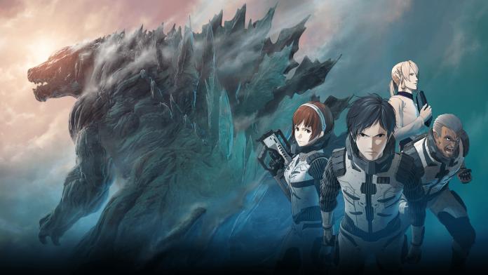 Godzilla-Monster Planet: Animação ganha primeira trailer completo 1