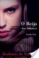 O beijo das sombras Book Cover