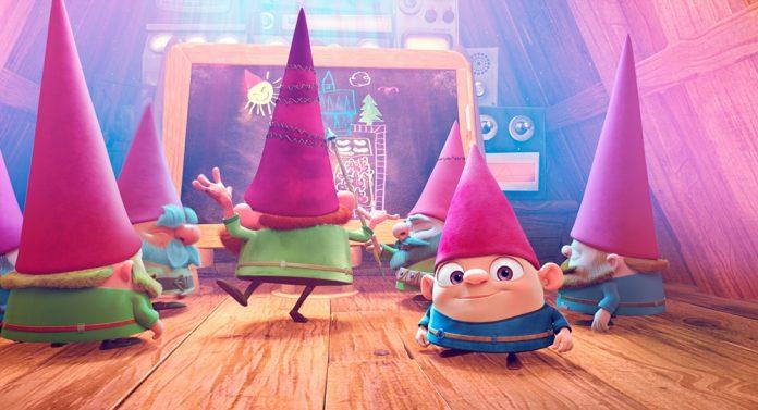 Duda e os Gnomos: Nova animação dos produtores de 'Shrek' ganha trailer nacional 1