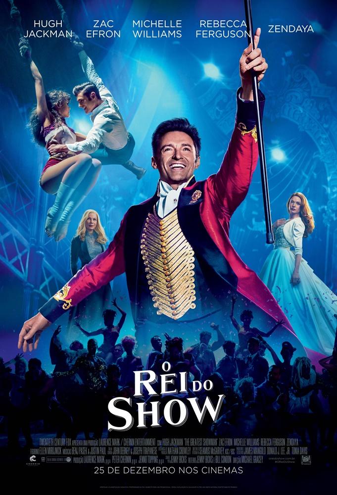 O Rei do Show: Confira o novo trailer do filme que mostra a vida criador do show business 1