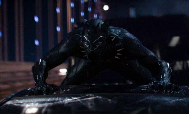 Pantera Negra: Novo trailer legendado traz cenas inéditas do filme 1
