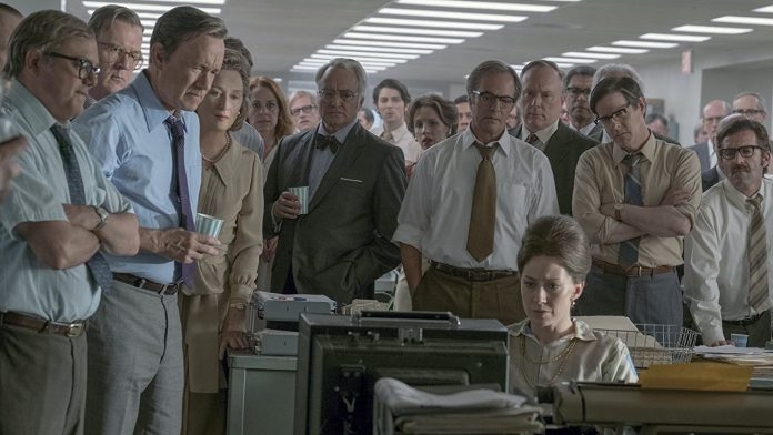 The Post – A Guerra Secreta: Veja o trailer do filme dirigido por Steven Spielberg e protagonizado por Meryl Streep e Tom Hanks 1