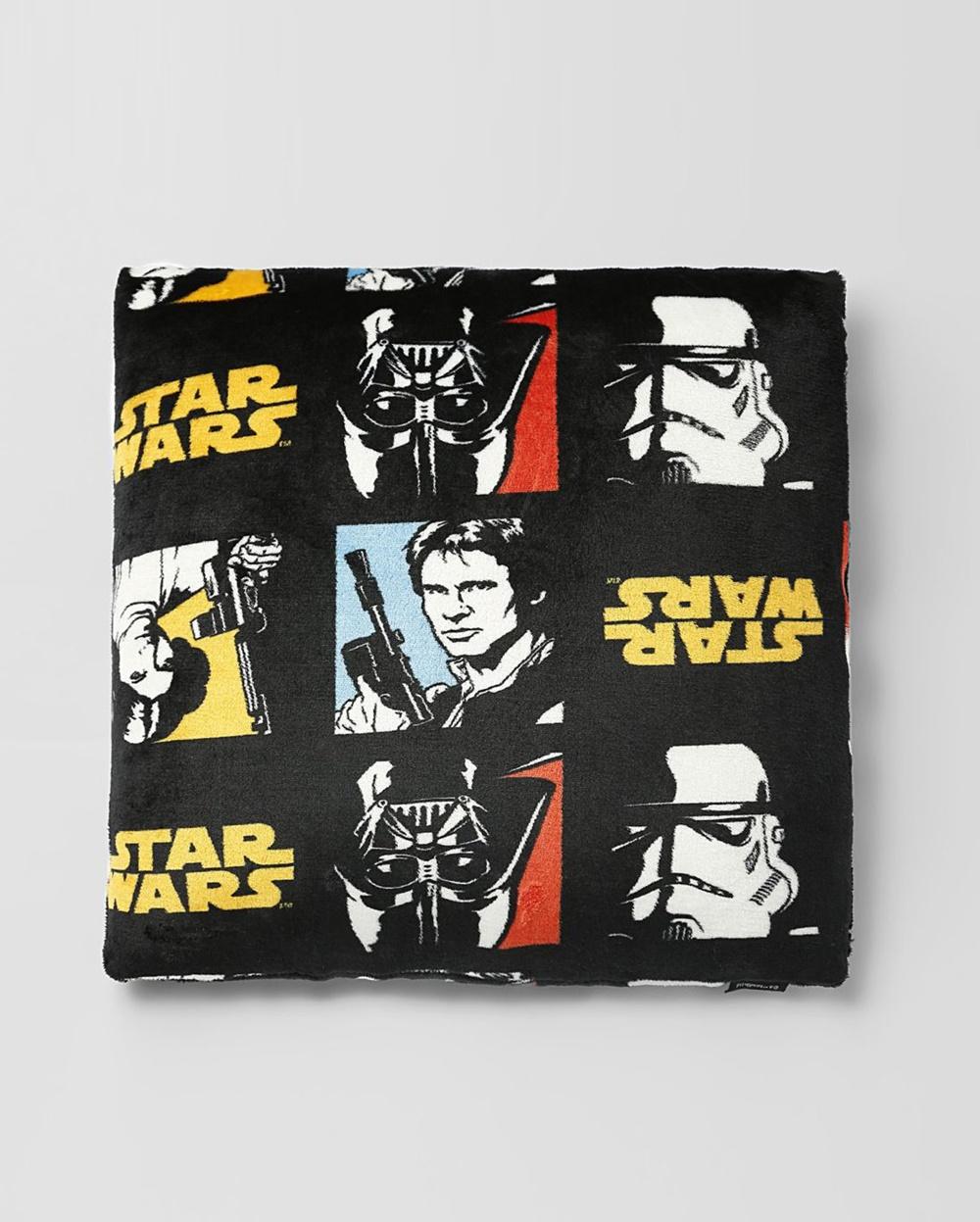 Almofada Quadrinhos Star Wars 55 x 55 cm R$ 39,90