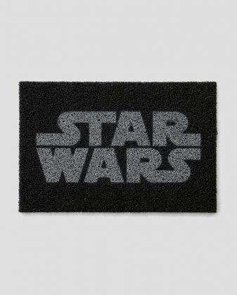Tapete Capacho Glitter Star Wars 0,40 x 0,60 m R$ 59,90