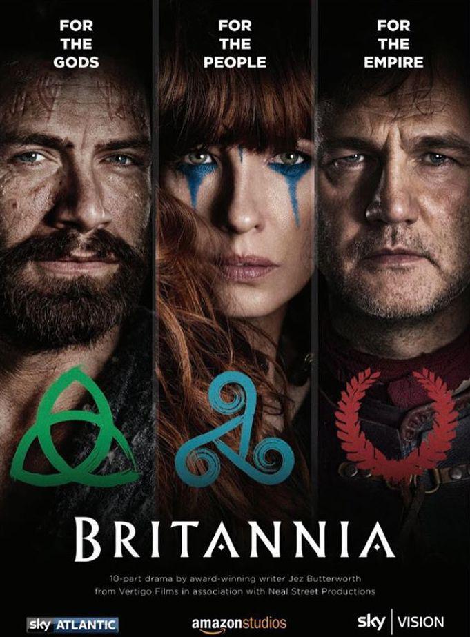 Primeiras Impressões: Britannia 1