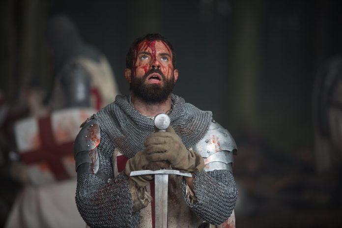 History realiza ação da série Knightfall: A Guerra do Santo Graal na Campus Party Brasil 2