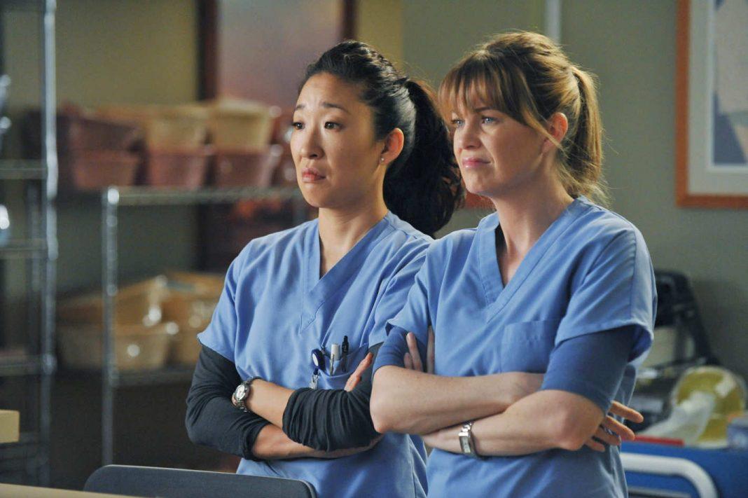 Top 5   Motivos para assistir Grey's Anatomy 7
