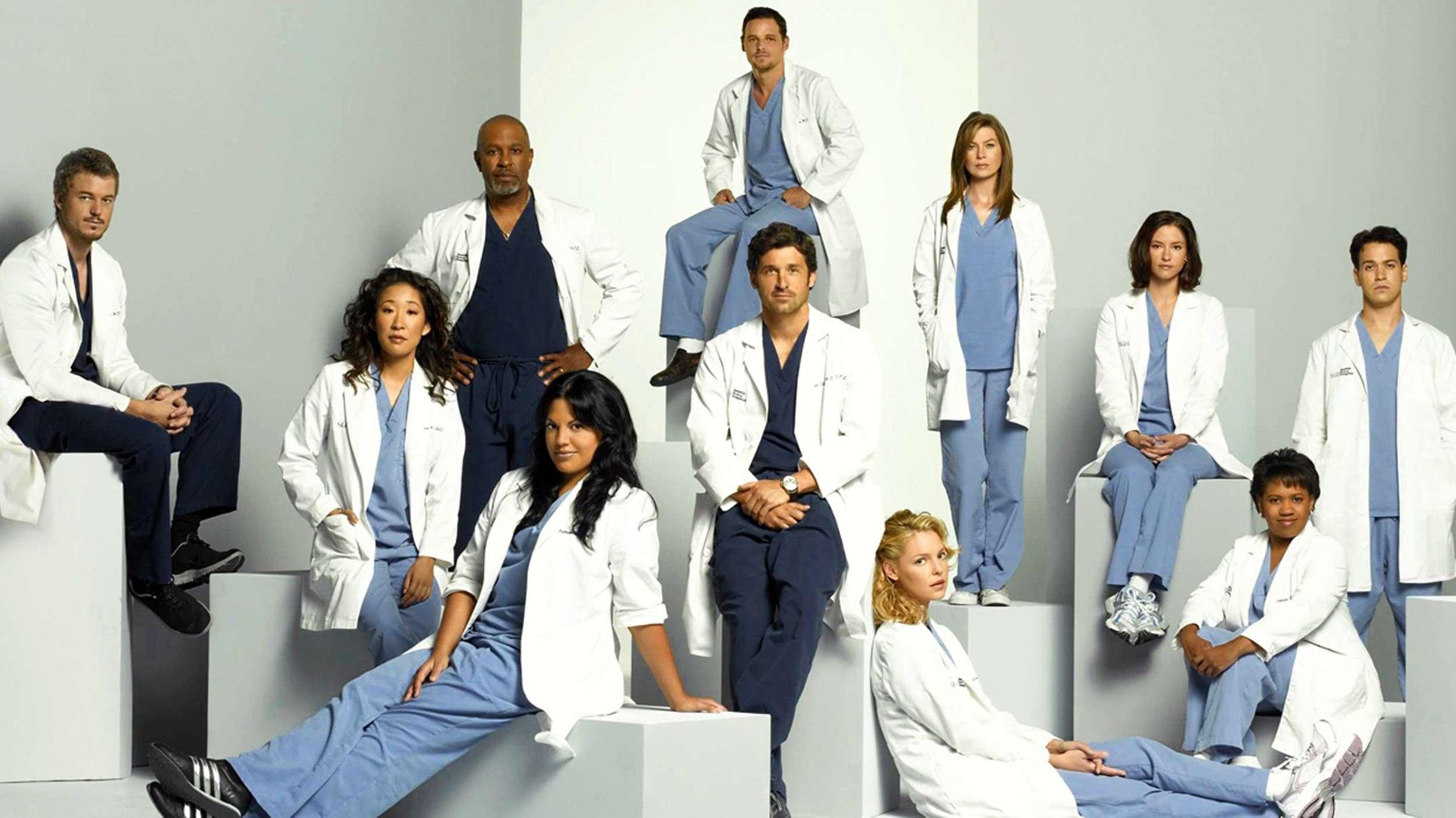 Top 5 motivos para assistir Grey\'s Anatomy | Thunder Wave