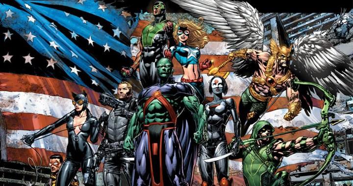 Resenha: Liga da Justiça da América- Os Mais Perigosos do Mundo 1