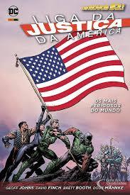 Liga da Justiça da América: Os Mais Perigosos do Mundo Book Cover