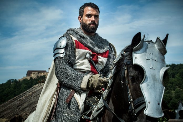 Knightfall: A Guerra do Santo Graal, nova série do History, transporta o espectador para a Idade Média 2