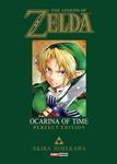 The Legend of Zelda: Ocarina of Time (Perfect Edition) Book Cover