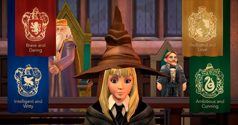 Review: 'Harry Potter: Hogwarts Mystery' 1