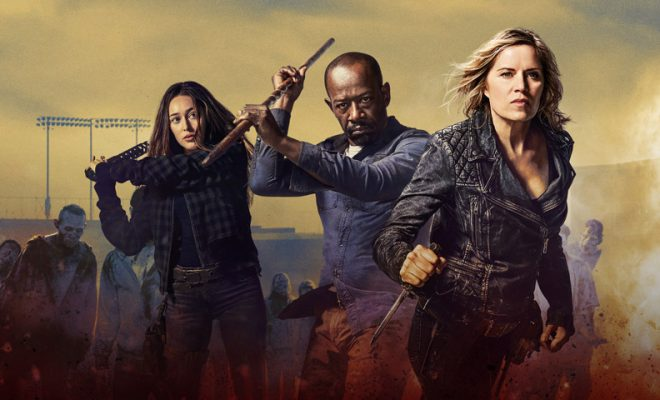 4ª temporada de 'Fear The Walking Dead' estreia em abril na AMC 1