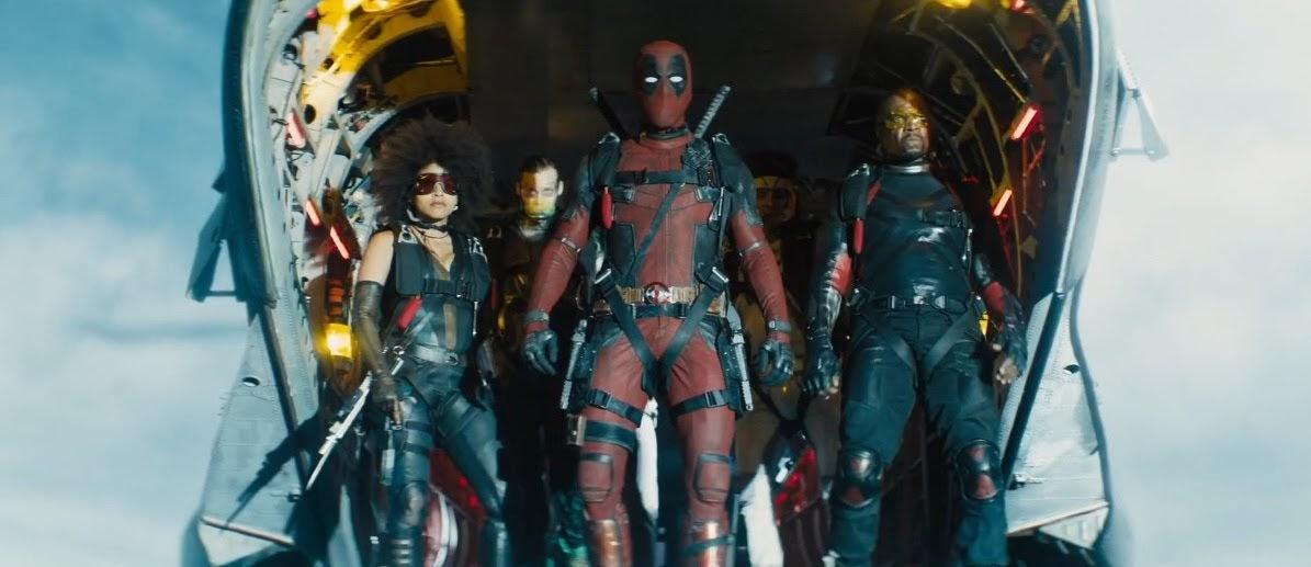 Crítica: Deadpool 2 2
